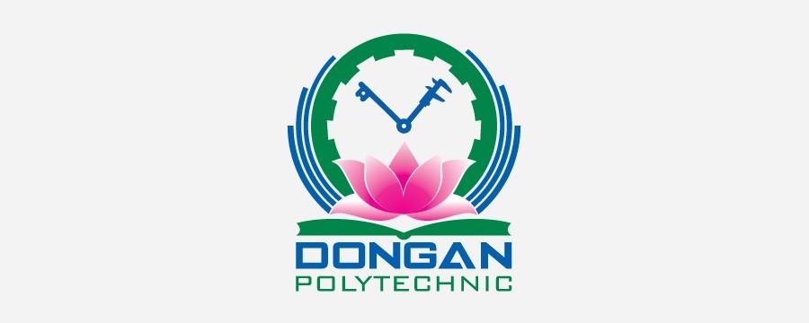 Thiet ke logo - Dong An