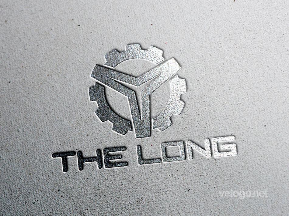 Thiet ke logo - TheLong