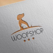 thiết kế logo shop thú cưng