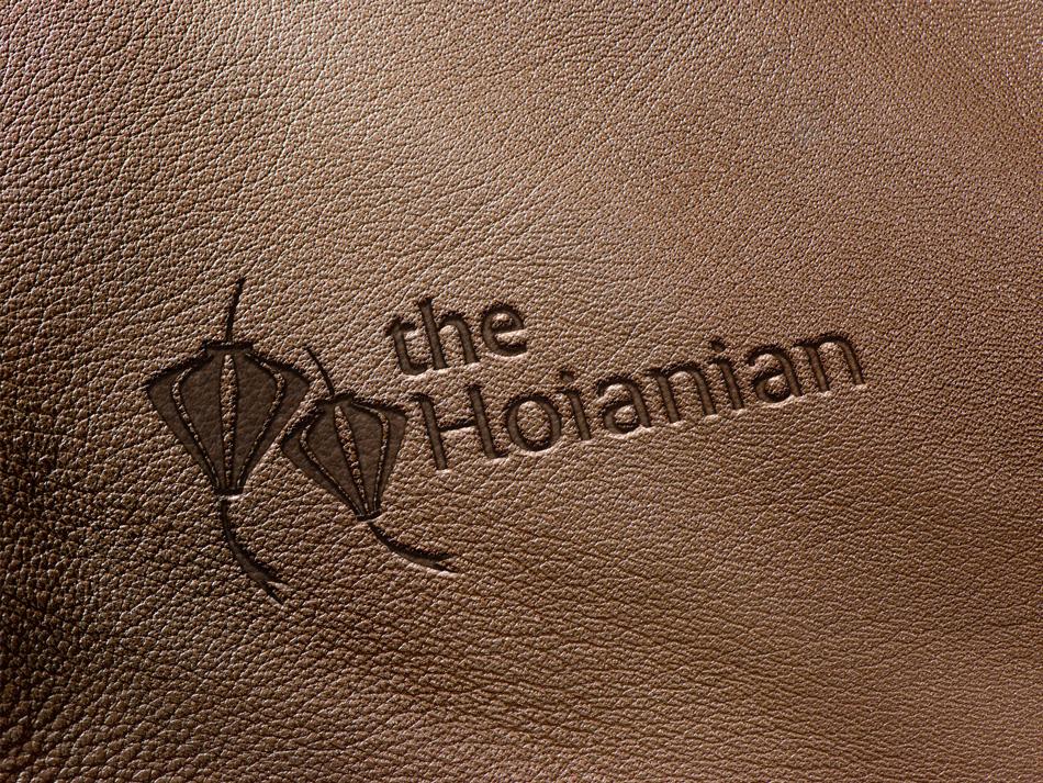 Tên thiết kế logo The Hoianian