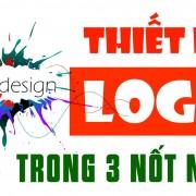video thiet ke logo
